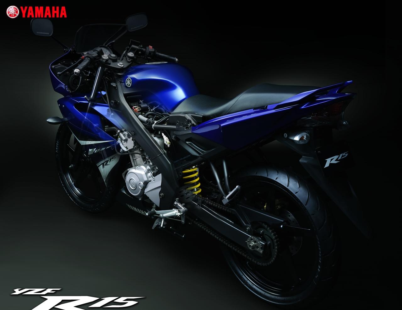 Yamaha YZF R15 - Specs and Photo - MotorSpeed Freakz