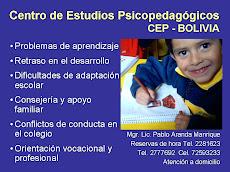CENTRO DE ESTUDIOS PSICOPEDAGÓGICOS