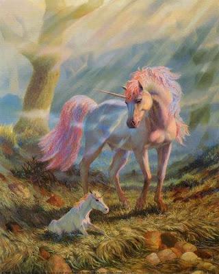 Leyenda del unicornio Unicornio5