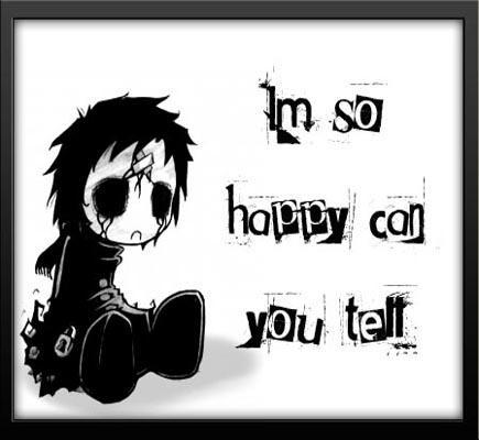 cool emo boys cartoon. Emo Heartbroken Cartoons