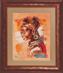 Afro SAL képem