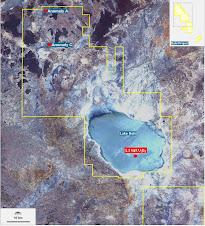 Bahi/Manyoni uranium project