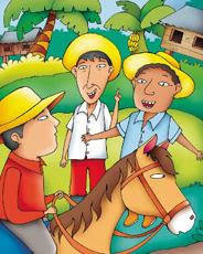 Amorfinos Ecuatorianos..