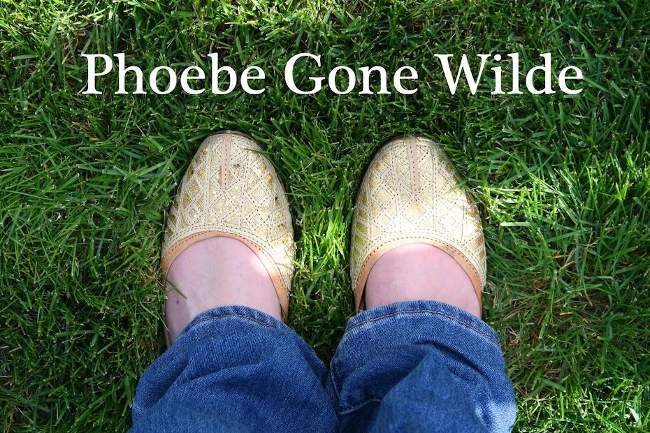 Phoebe Gone Wilde