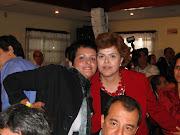Eu e  Dilma