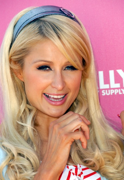 Trend Style Hair Paris Hilton Launches Hair Extension Headband Line