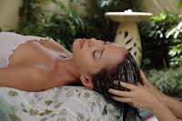 women hair treatment