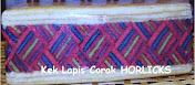 Kek Lapis Corak HORLICKS