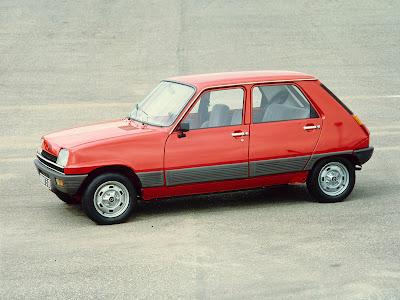 1979 Renault 5 GTL 5-door