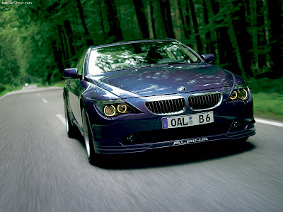 2006 Alpina BMW B6