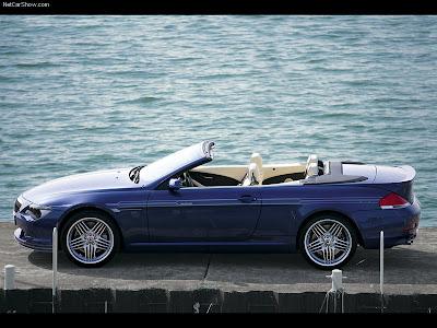 Auto Farbod - 2006 Alpina BMW B6 Cabrio