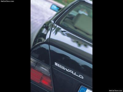 1997 wald mercedes benz w124 e. Wald Mercedes-Benz W124 CE