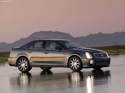 2005 Cadillac Sts Euro. /2011/04/2005-cadillac-sts