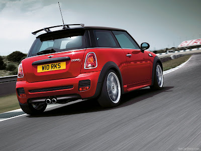 2008 Mini Cooper S John Cooper Works Tuning Kit