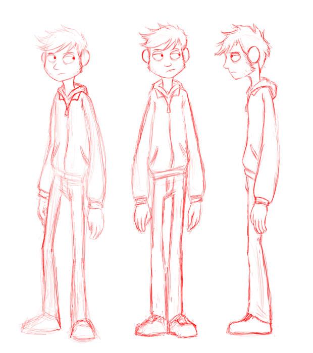 Character Design For Comics : Alpha plus good new character design