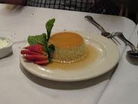 Click to enlarge - Dessert flan