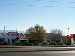 Weck's in Rio Rancho, New Mexico.