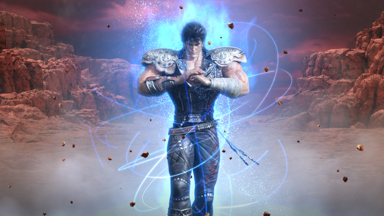 Fist of the north star ken s rage