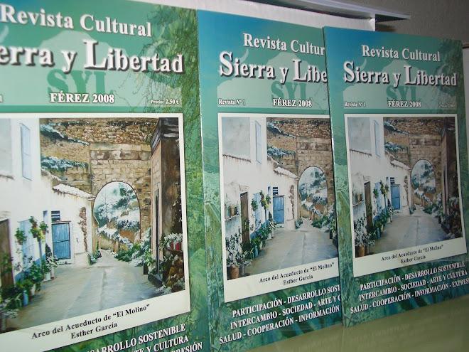 """RevisTa CulTural """"Sierra Y LiberTad"""""""