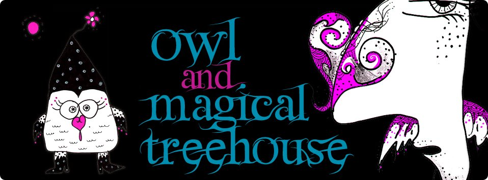 { owl and magicaltreehouse }