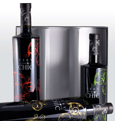 chic1 Wine Design: Beautiful and Inspiring Wine Bottle Designs