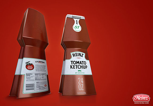 Heinz Ketchup Concept