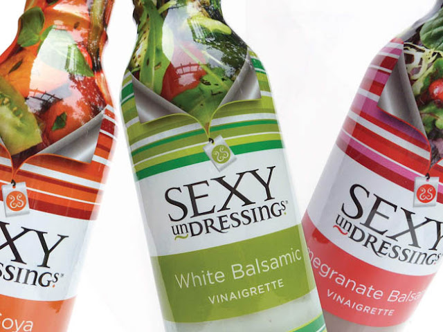 Sexy Gourmet Food on Packaging of the World - Creative Package Design ...