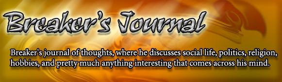 Breaker's Journal