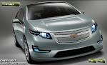 Chevrolet Volt. El eléctrico de la GM  (Hibrido) entra al mercado el 2010. Si, la misma GM del EV-1