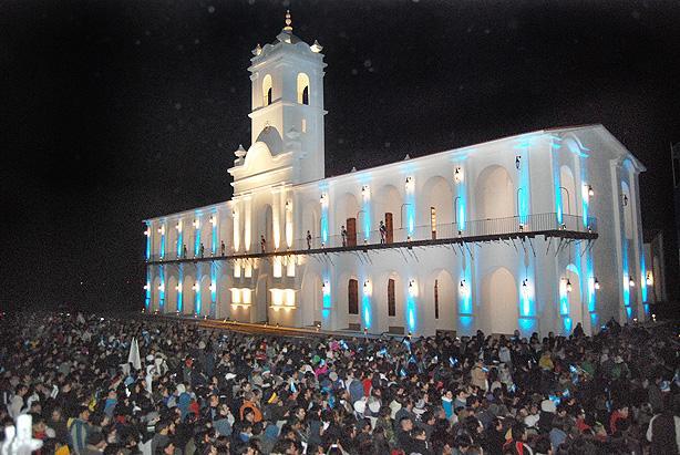 San Luis Capital bienvenido