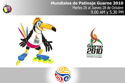 Recomendado: Patinaje y Fútbol de salón, esta semana en Señal Colombia