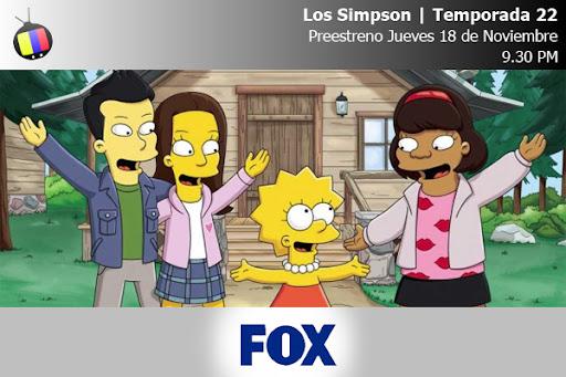 Este Jueves: Episodio especial de Los Simpson con los personajes de Glee
