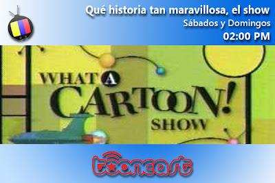 Recomendado: Qué historia tan Maravillosa, el show por Tooncast
