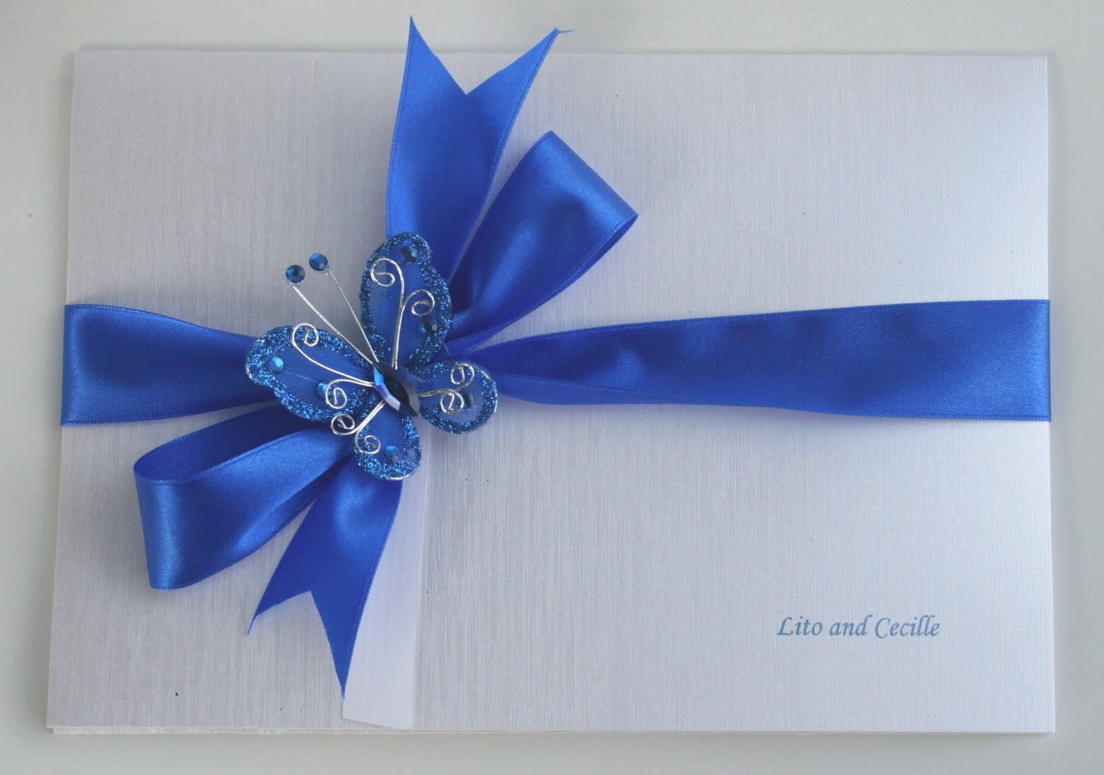 Countless Joy: Wedding Invitations