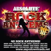 Cd Absolute Rock Anthems III 2010