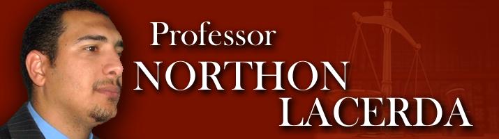 Professor Northon Lacerda