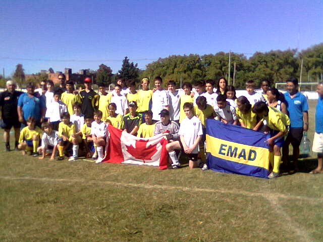 EMAD X INTERNAZIONALI DO CANADA