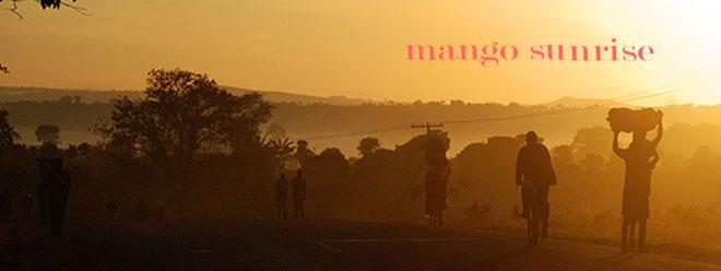 Mango Sunrise