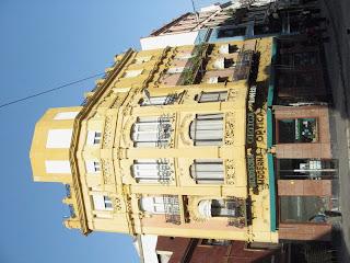 Modernismo Sevilla Casa Calvi