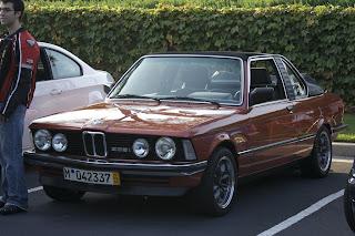 BMW Serie 3 Baur