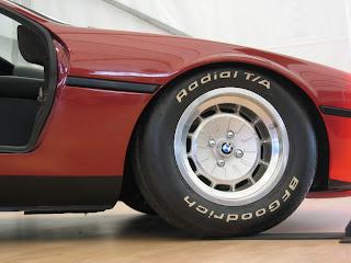 Llantas BMW Turbo
