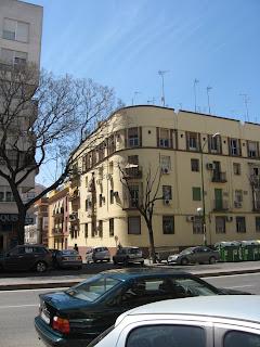 Edificio para la Junta Obra Nacional de Construcción de Casas para invalidos