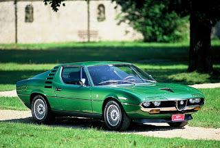 Alfa Romeo Montreal Imagenes e Historia