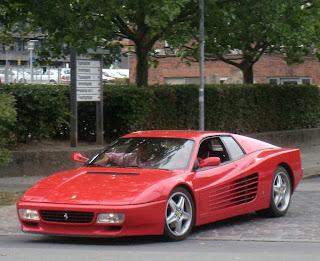 Ferrari Testarossa (1984) 512 TR Historia e Imagenes
