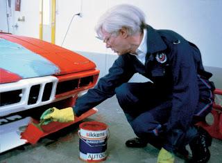 BMW M1 Andy Warhol 1979 Videos Imagenes Art Car