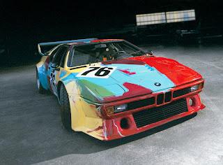 1979 BMW M1 Andy Warhol
