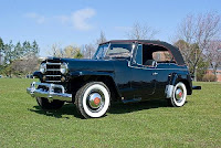 Willys Jeepster 1950
