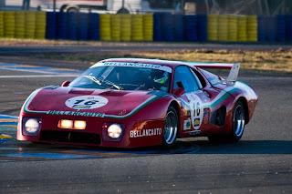 Ferrari 512 BB LM Nocturno