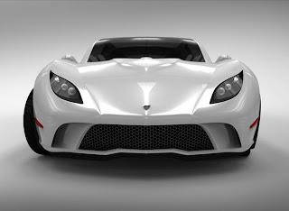 USD Mallet Corvette Z03 Prototipo. Historia e Imágenes