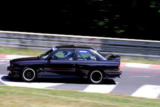 BMW M3 Negro